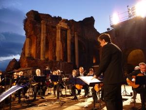 Mandolini teatro greco
